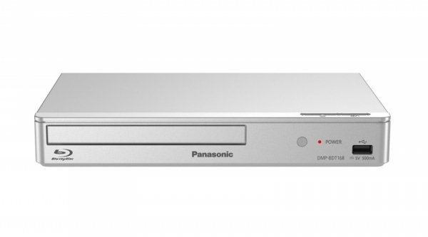 Panasonic DMP-BDT168EG silver