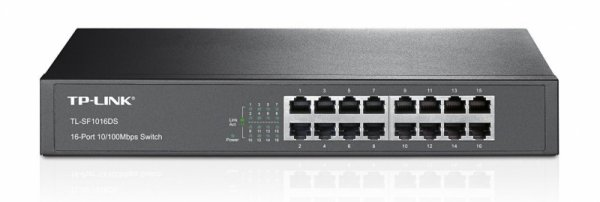 TP-LINK TL-SF1016DS V3.0 - Switch