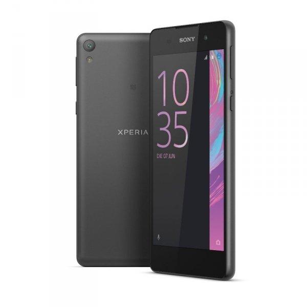 Sony Xperia E5, czarny