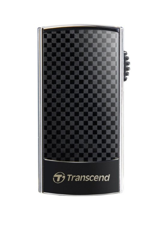 Transcend JetFlash 560 16 GB czarny/srebrny