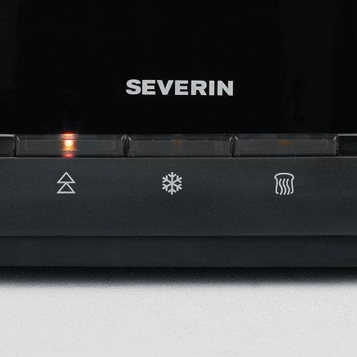 Severin AT 2291 - toster - czarny