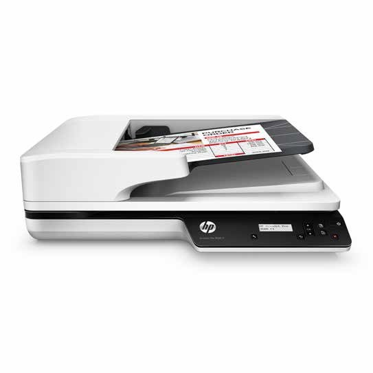 HP Scanjet Pro 3500 f1 USB Scanner