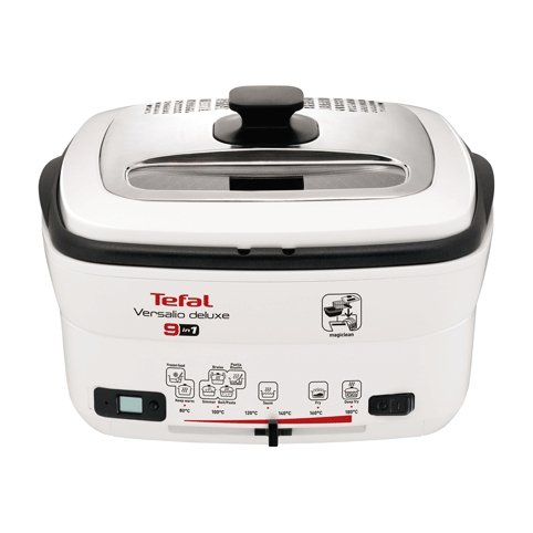 Tefal FR 4950 Versalio De Luxe 9 in 1 Fritteuse