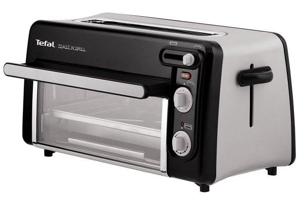 Tefal Toast-Ofen TL 6008 Toast + Grill 2w1