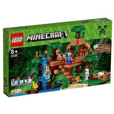 LEGO Minecraft 21125 The Jungle Tree House