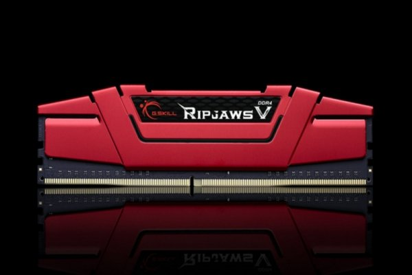 G.Skill 16GB DDR4-2800 Kit, F4-2800C15D-16GVR, Ripjaws V