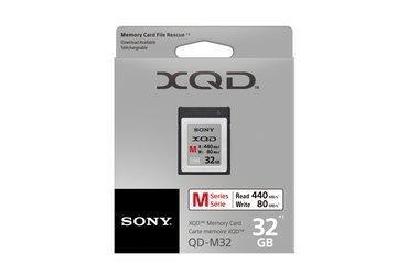 Sony XQD Memory Card M      32GB 150MB/s