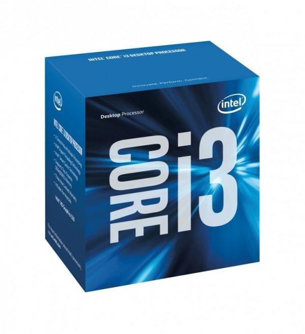 "Intel Core i3-6100, Prozessor FC-LGA4, ""Skylake"", boxed"