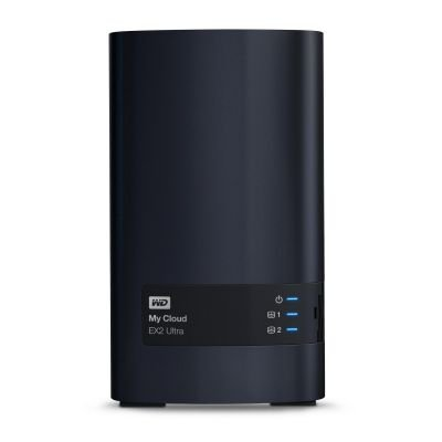WD 4TB My Cloud EX2 Ultra, NAS