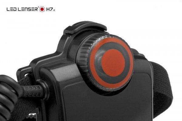 LEDLenser Latarka LED H7.2 4x AAA - 7297