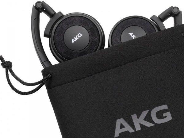 AKG Y30 Black Słuchawki nauszne