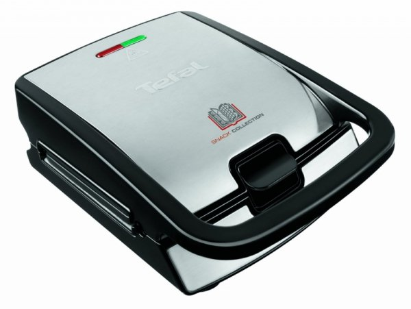 Tefal Snack Collection SW 852D - gofrownica - toster - 700W