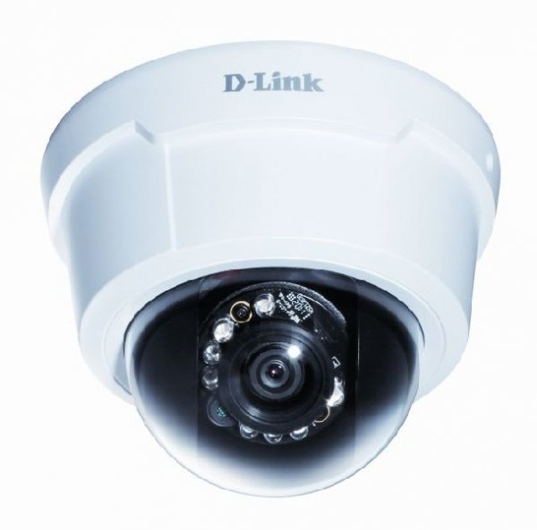 D-Link DCS-6113 - Day/Night Kamera sieciowa - 2 Megapixel - PoE - ePTZ