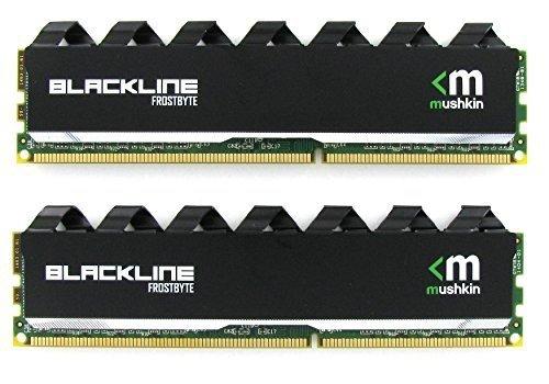 Mushkin DDR3 16GB 2133 Kit - 997124F - Blackline