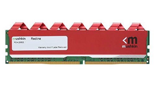 Mushkin DDR4 16GB 3000 Quad - 994204F - Redline