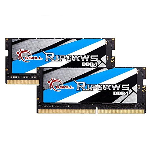 G.Skill SO-DIMM 32GB DDR4-2133 Kit, F4-2133C15D-32GRS