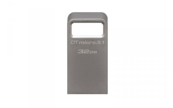 Kingston DataTraveler Micro 3.1 32GB, Pendrive