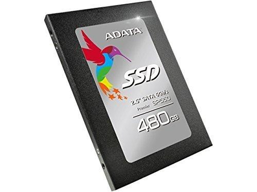 """ADATA ASP550SS3-480GM-C 480 GB - SSD - SATA - 2.5"""""""