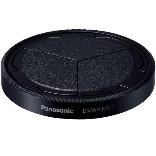 Panasonic DMW-LFAC1GUK black Automatic Lens Cap