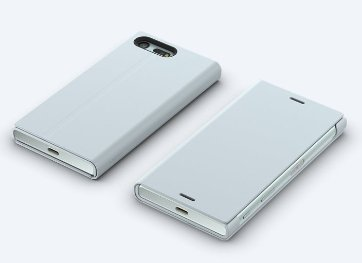 Sony Style Cover Mist blue dla Xperia X Compact