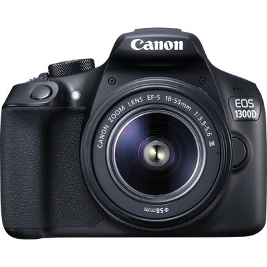 Canon EOS 1300D Kit + EF-S 18-55 DC III