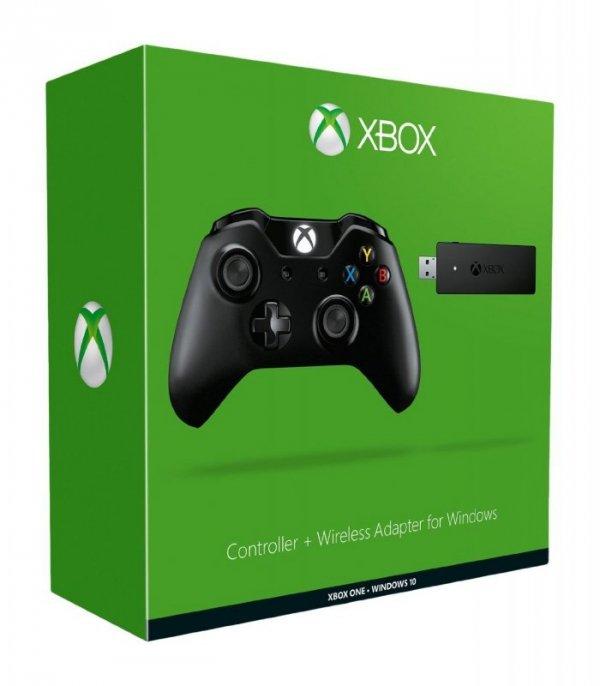 Microsoft Xbox One Wireless Controller, Gamepad czarny