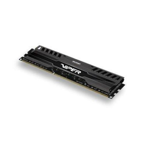 Patriot 8 GB DDR3-1600, PV38G160C0, Viper 3, Retail