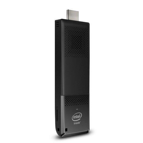 Intel Compute Stick STK1A32SC, czarny, 2 GB Arbeitsspeicher