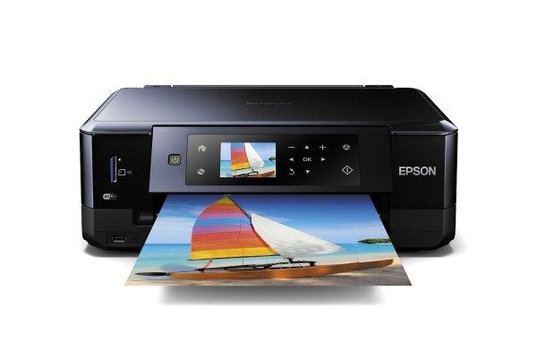 Epson Expression Premium XP-630 czarny (atramentowa, Scanner, Kopierer) z WiFi