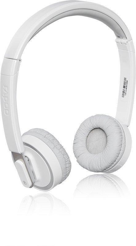 rapoo H6080 - Bluetooth Stereo Headset szary
