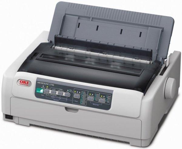 Oki ML5790eco, drukarka igłowa PAR/USB