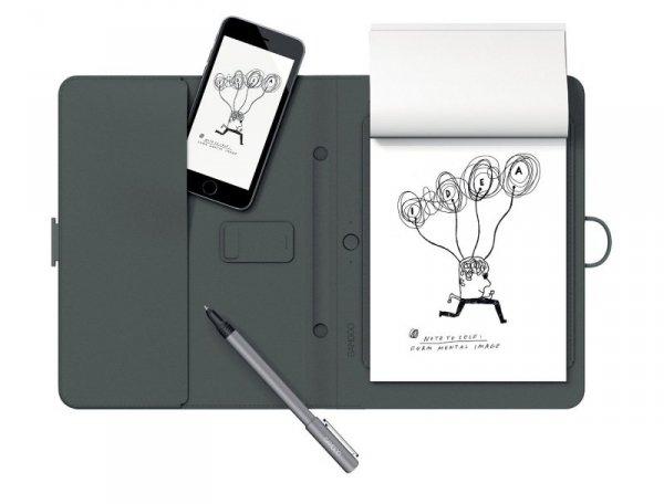 Wacom Bamboo Spark Gadget S Pocket