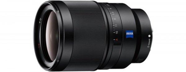 Sony FE 1,4/35 Distagon ZA T E-Mount Sony lens