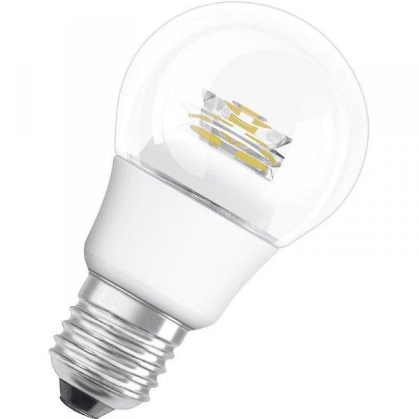 OSRAM LED SUPERSTAR CLASSIC A40 6W E27 - przeźroczysta (ściemnialna) A55 Blister-Box