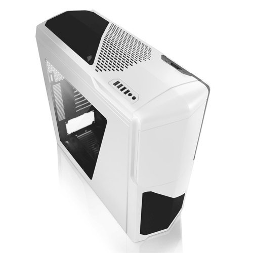 NZXT Phantom 630 + window biały, Big-Tower biały, Window-Kit