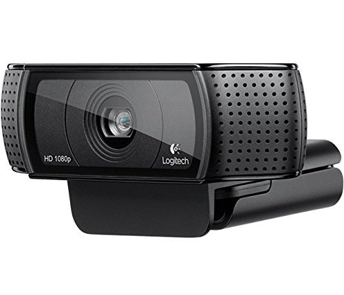 Logitech HD Pro Webcam C920 czarny