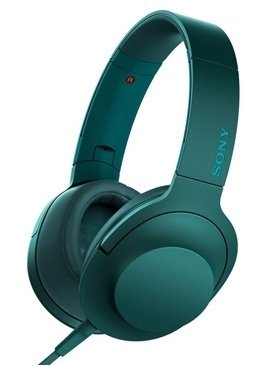 Sony MDR-100AAPL blue