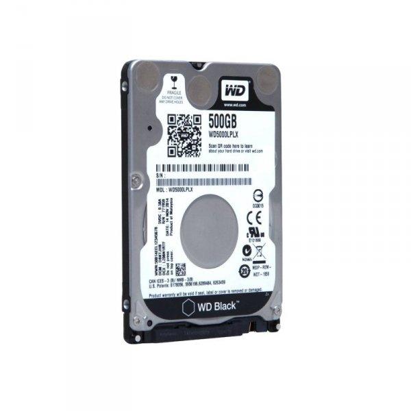 Western Digital WD5000LPLX - 500 GB - 2.5 Cala - SATA