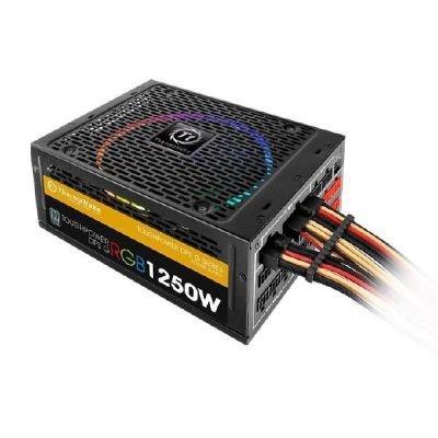 Thermaltake Toughpower DPS G RGB 1250W Titanium ATX23, 8x PCIe