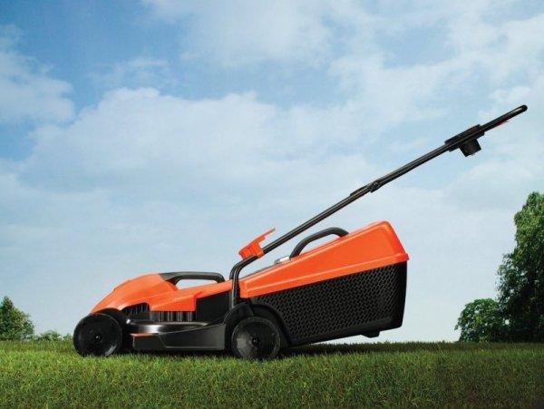 Black&Decker Kosiarka EMAX32s 1200W orange