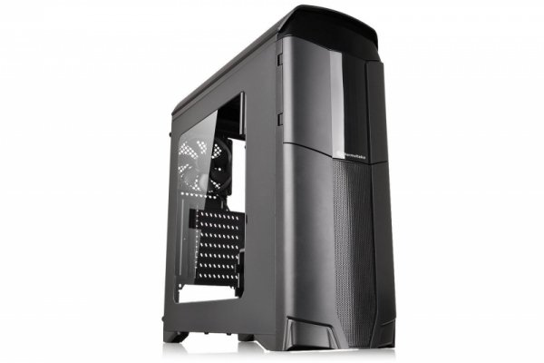 Thermaltake Versa N26, Tower czarny, Window-Kit