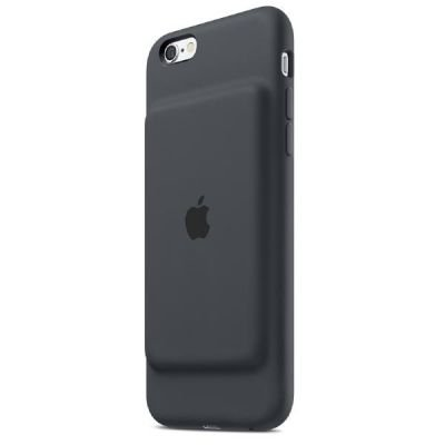 Apple Smart Battery Case Charcoal Graz iPhone 6s
