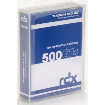 Tandberg redX Cartridge 500GB