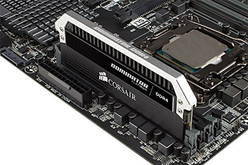 Corsair  8GB DDR4-3600 Kit, CMD8GX4M2B3600C18, Dominator Platinum