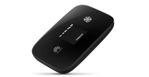 Huawei E5786  WIR-Hotspot   300.0Mbit LTE   czarny 10 User