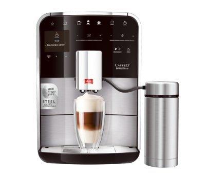 Melitta F78/0-100 Caffeo Barista TSP czarny/stal nierdzewna