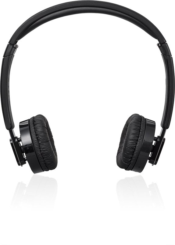 rapoo H3080 - 2.4GHz faltbares Wireless Headset czarny