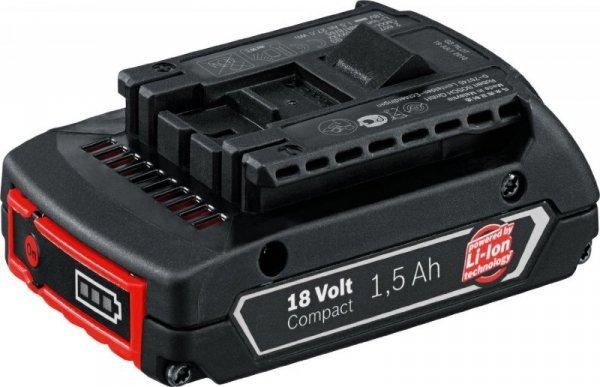 Bosch Akumulatorowa wiertarka udarowa GBH 18 V-LI Compact blue
