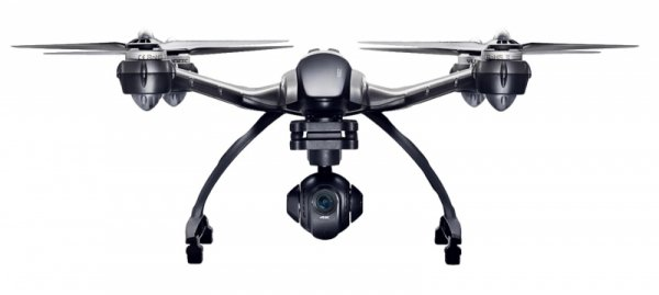 Yuneec Q500 4K Typhoon Set Quadcopter inkl. Transportkoffer