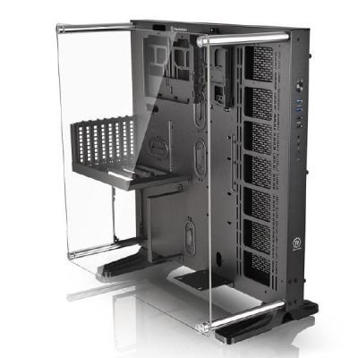 Thermaltake Core P5, Bench/Show czarny, Window-Kit